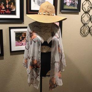 Cover up/ Kimono